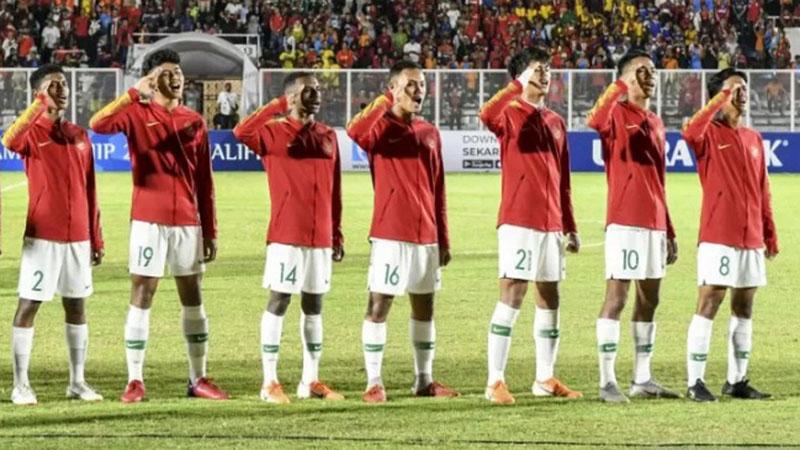 Timnas Indonesia U-16. - Antara/Galih Pradipta