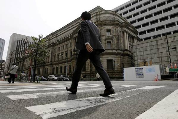 Bank of Japan - Reuters