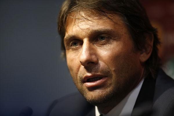 Pelatih Inter Milan Antonio Conte - Reuters/Darrin Zammit Lupi
