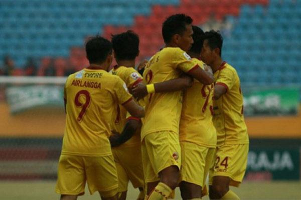 Sriwijaya FC - Antara/Aziz Munajar