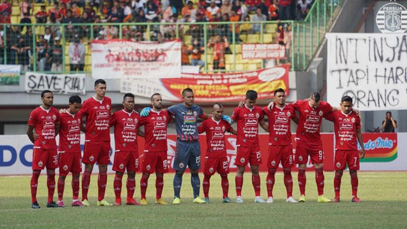 Juara bertahan Liga 1 Persija Jakarta - Persija.id