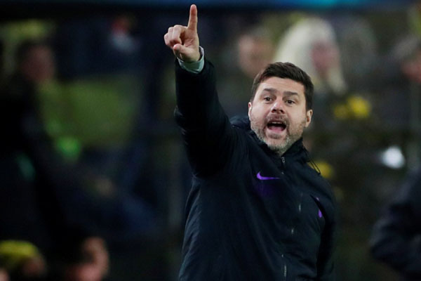 Pelatih Tottenham Hotspur Mauricio Pochettino - Reuters/Andrew Couldridge