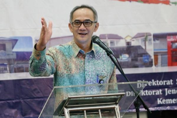Direktur Jenderal Perdagangan Luar Negeri Kementerian Perdagangan Oke Nurwan. - Kemendag.go.id