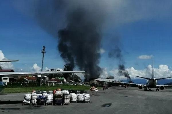 Bandara Wamena - Istimewa