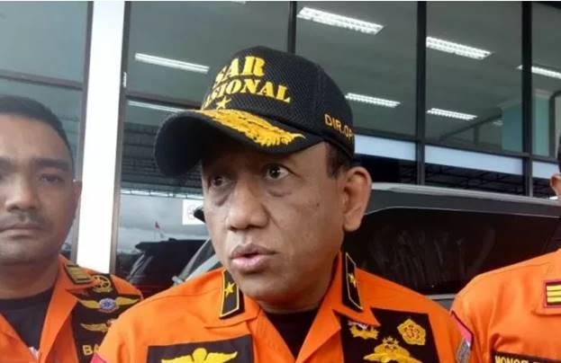 Direktur Operasi Basarnas Brigjen TNI (Mar) Budi Purnomo  - Antara