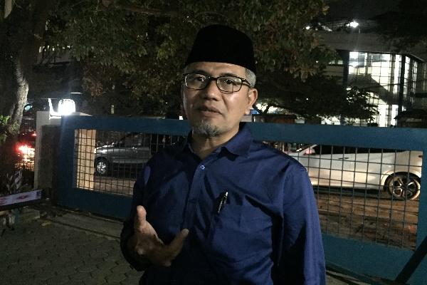 Wakil Rektor 3 Unisba Asep Ramdan Hidayat - Bisnis/Dea Andriyawan