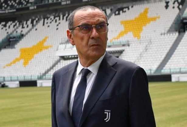 Pelatih Juventus, Maurizio Sarri - Forza Italia