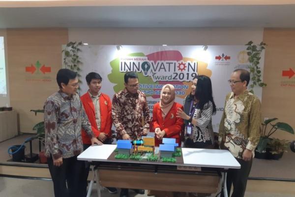 Acara  Panah Merah Innovation Award (PMIA) 2019. - Antara