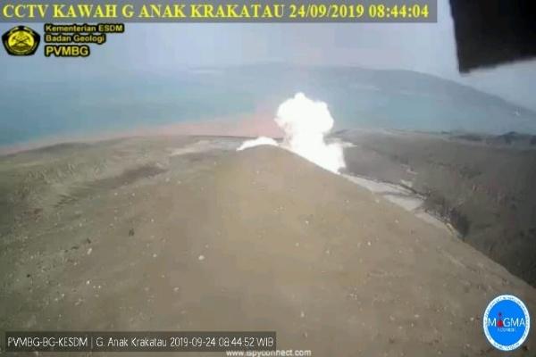 Erupsi anak Krakatau -