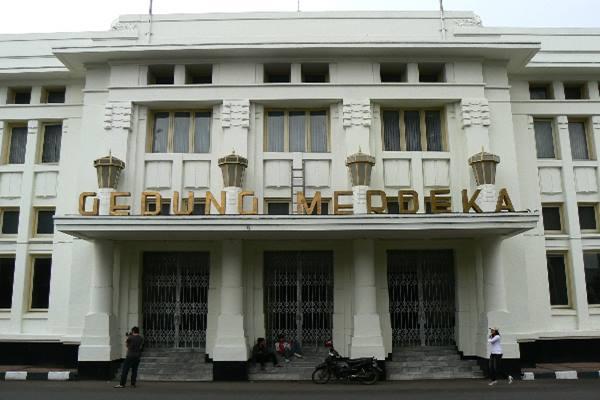Gedung Merdeka Bandung - infobandung.co.id