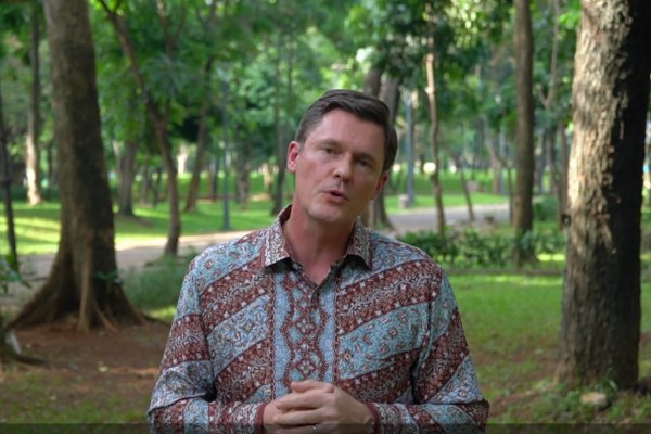 ADB's Indonesia Country Director Winfried Wicklein. - Repro
