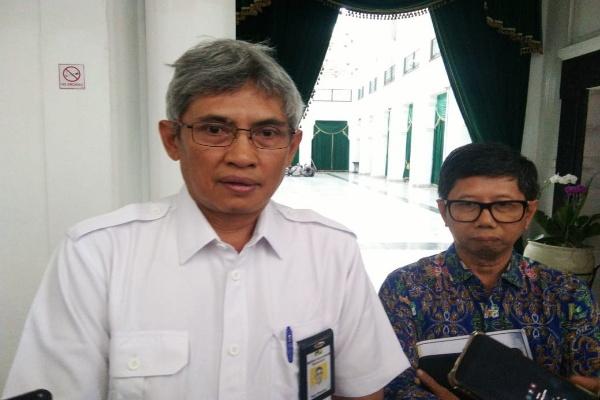 Direktur Jalan Bebas Hambatan dan Perkotaan Dirjen Bina Marga Kementerian PUPR Hedy Rahadian - Bisnis/Wisnu Wage