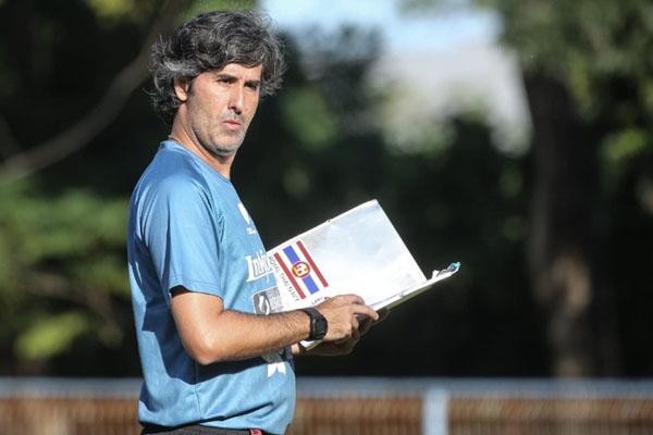 Pelatih Bali United Stefano Cugurra alias Teco - BaliUtd.com