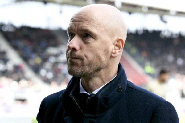 Pelatih Ajax Amsterdam Erik ten Hag - Football Oranje