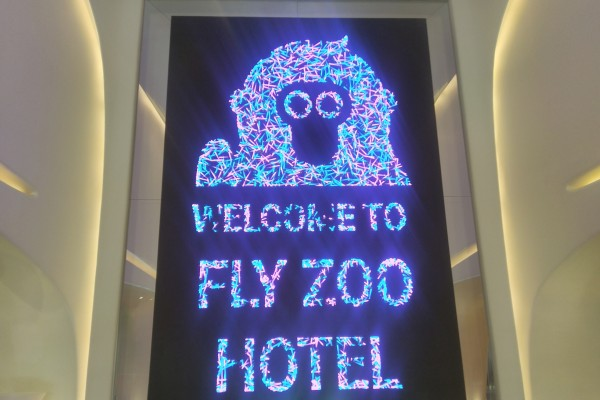 Hotel Fly Zoo - Bisnis/Wike D. Herlinda
