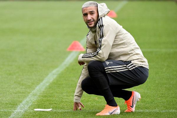 Gelandang serang Ajax Amsterdam Hakim Ziyech - Reuters/Piroschka van de Wouw