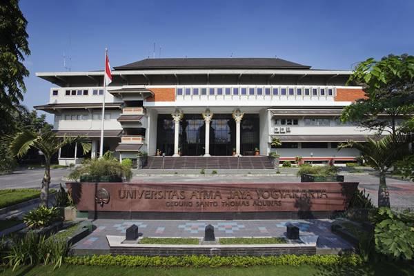 Universitas Atma Jaya Yogyakarta - Istimewa