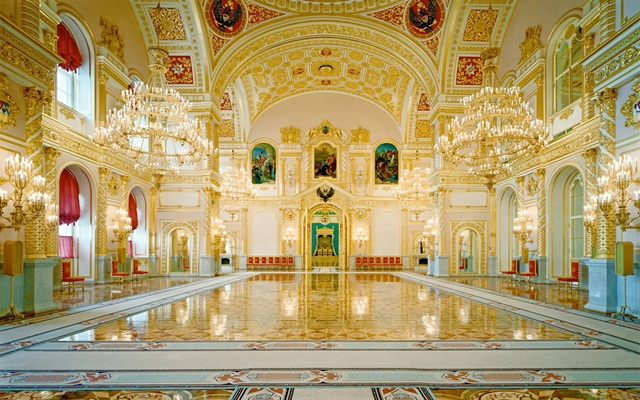 Ilustrasi-Istana Kremlin - kremlintour.com
