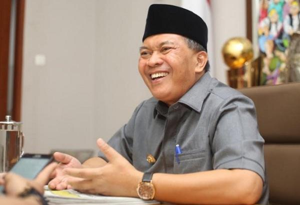 Wali Kota Bandung Oded M Danial - Bisnis/Dea Andriyawan
