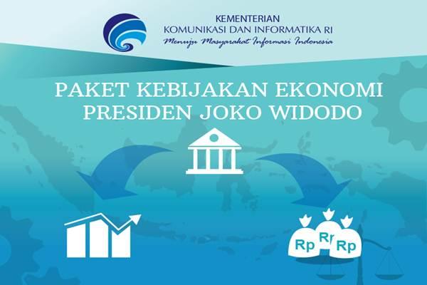 Paket Kebijakan Ekonomi  - Istimewa