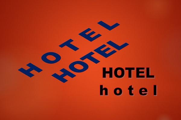 Hotel. - Bisnis