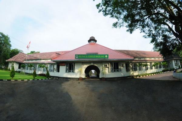 Rumah Sakit Jiwa Prof. dr. Soerojo, Magelang. - RSJ Soerojo