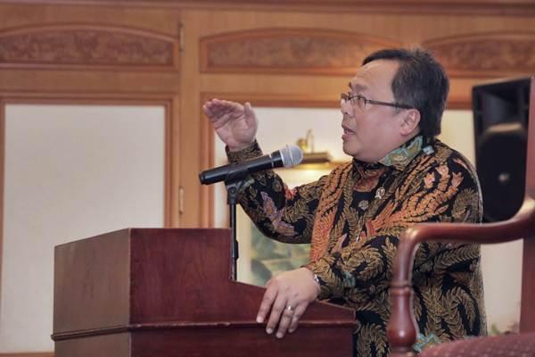 Menteri PPN/Kepala Bappenas Bambang Brodjonegoro - JIBI/Felix Jody Kinarwan
