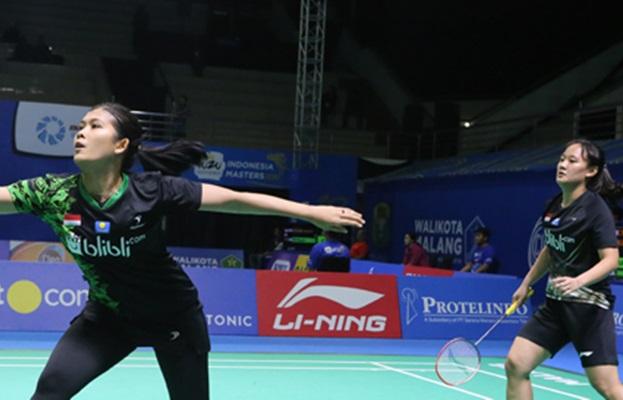 Yulfira Barkah-Agatha Imanuela - Badminton Indonesia
