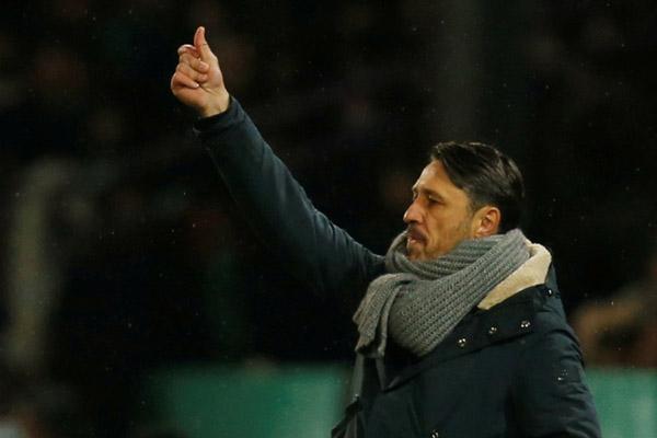 Pelatih Bayern Munchen Niko Kovac - Reuters/Leon Kugeler