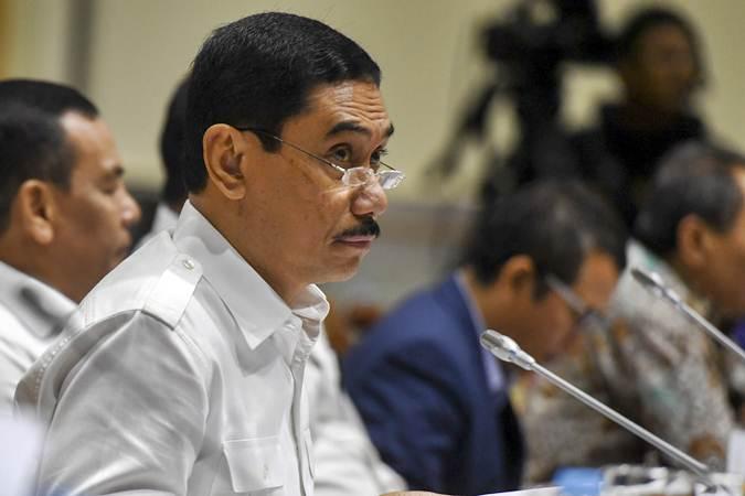 Kepala Badan Nasional Penanggulangan Terorisme (BNPT) Komjen Pol Suhardi Alius - ANTARA/Hafidz Mubarak A