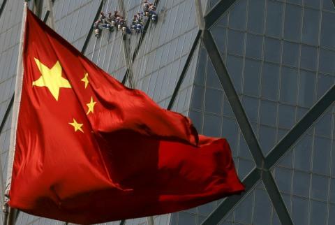 Bendera China - Reuters
