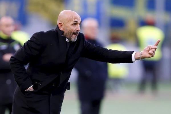 Luciano Spalletti - Reuters/Giampiero Sposito