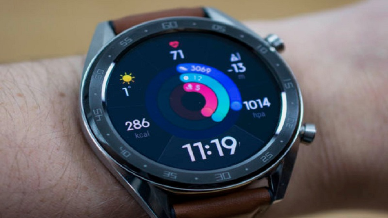 Arloji pintar produk Huawei Watch GT - Istimewa