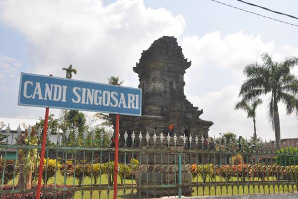Candi Singosari di Kabupaten Malang - Istimewa
