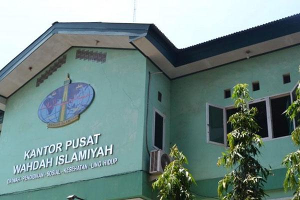 Kantor pusat Wahdah Islamiyah di Makassar, Sulawesi Selatan. - Wahdah.or.id