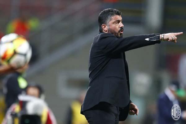 Gennaro Gattuso - Twitter AC Milan