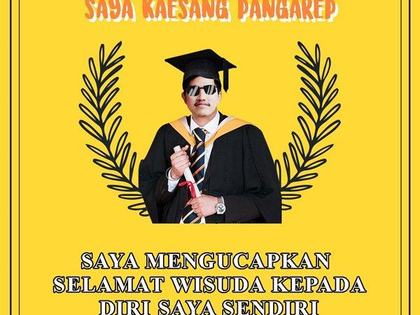 Kaesang Pangarep - Twitter @kaesangp