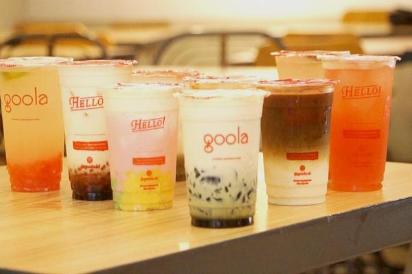 Goola Produk Minuman Tradisional Khas Indonesia - Bisnis Indonesia/ Adam Rumansyah