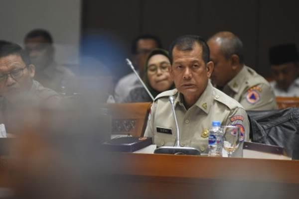 Kepala Badan Nasional Penanggulangan Bencana (BNPB) Letjen (TNI) Doni Monardo - ANTARA/Indrianto Eko Suwarso