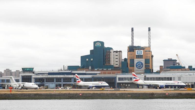 London City Airports - Reuters