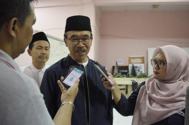 Penjabat (Pj.) Sekretaris Daerah Provinsi Jawa Barat Daud Achmad