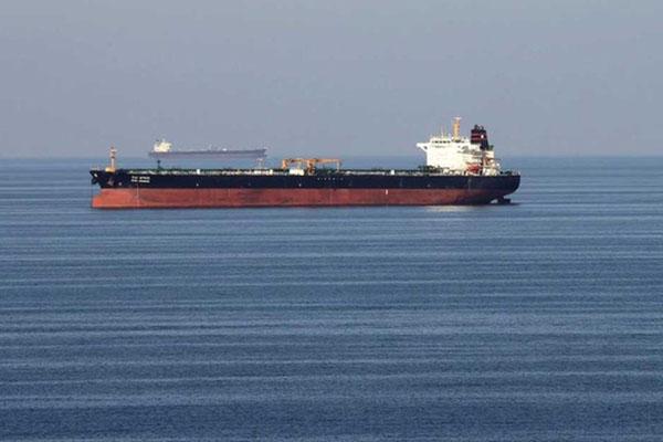 Ilustrasi kapal tanker Iran - Reuters