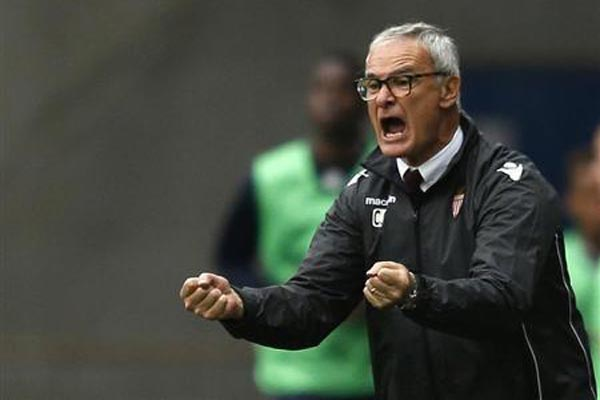 Claudio Ranieri - Reuters/Vincent Kessler