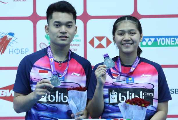 Hasil Final Kejuaraan Dunia Bulu Tangkis Junior 2019, Leo-Indah Jadi Runner up - Badminton Indonesia
