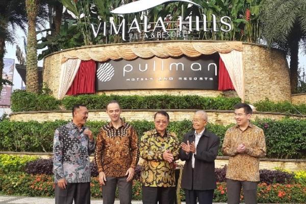 Peresmian Hotel Pullman Ciawi, Bogor, Selasa (21/5/2019). - Bisnis/Mutiara Nabila