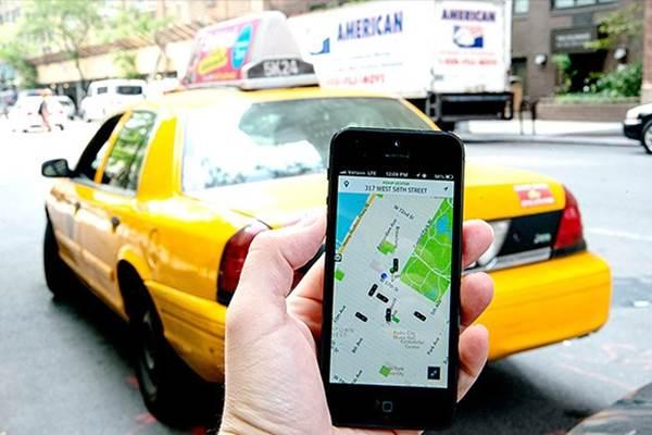 Taksi Uber - rudebaguette.com
