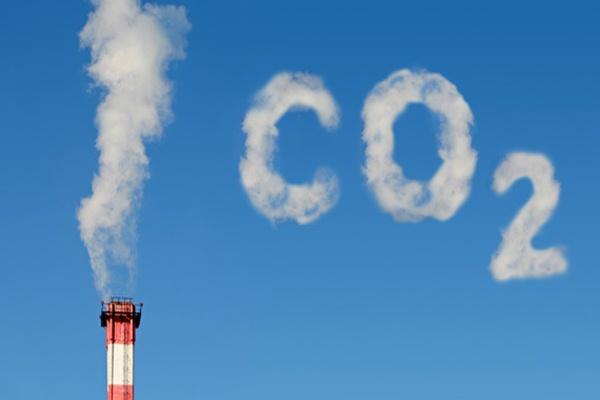 Gas CO2 - ilustrasi