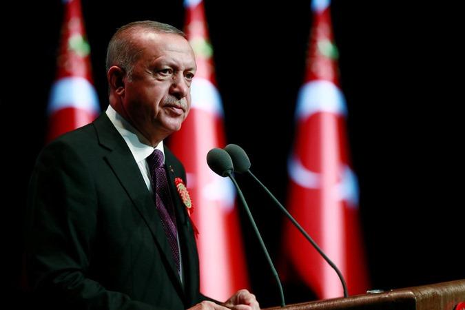 Presiden Turki, Tayyip Erdogan - Reuters