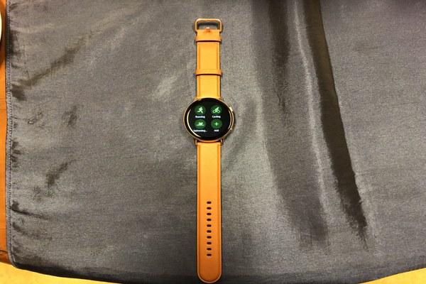 Galaxy Watch Active2 Classic - Bisnis/Leo Dwi Jatmiko
