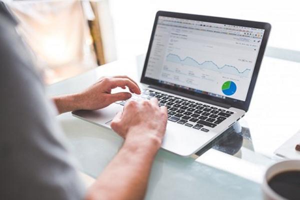 Ilustrasi akuntan virtual - Antara